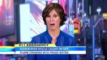 911 Call Shows Terror of Hudson River Plane Crash