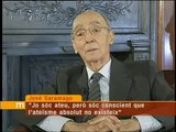 Extractos entrevista José Saramago  Diciembre 09