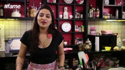 How to Make Lemon Curd Tart | Sahiba Kohli