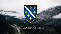 National Anthem of Bosnia & Herzegovina (1992-1998) - Jedna Si Jedina