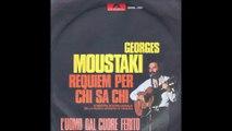 Georges Moustaki - L'uomo dal cuore ferito [1970] - 45 giri