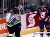 Steve Downie VS Corey Perry
