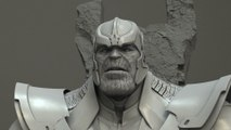 Guardian of the Galaxy Thanos Vfx Breakdown