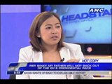 Why VP Binay will not back out of 2016 elections