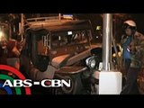 Two injured in jeep-truck collision in QC