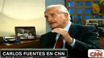Carlos fuentes habla sobre peña nieto