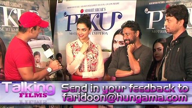 Piku Movie Is Progressive But Also Very Very Rooted - Deepika Padukone