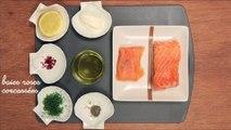 Comment préparer le tartare de saumon ?