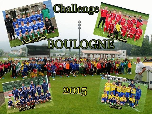 Challenge G. Boulogne 2015 à Lons-le-Saunier