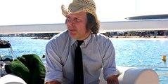 Philippe Katerine à Cannes : l'interview présidentielle