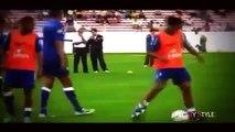 Football Freestyle : Tricks & Skills ► Neymar ● Ronaldinho ● Ronaldo  ● Lucas ● Ibrahimovic   HD