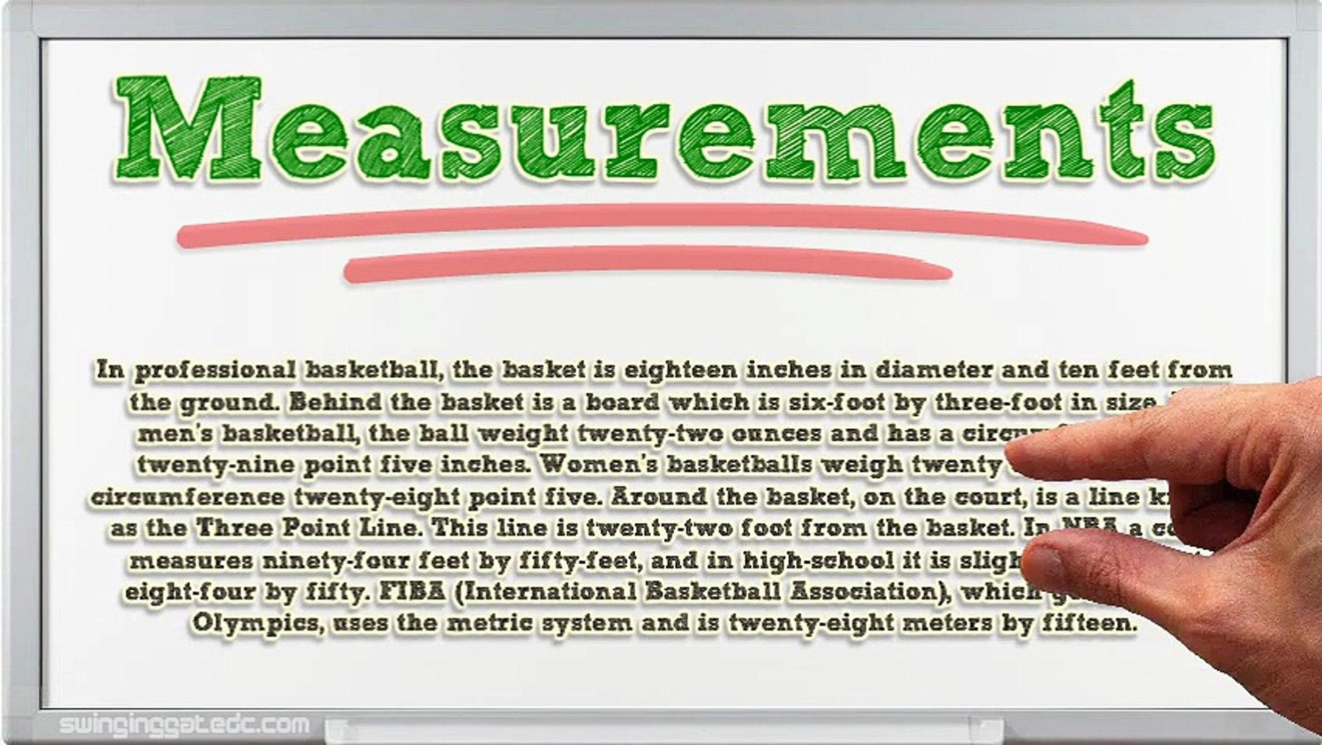 Basketball tips.