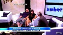 'Teen Mom' Amber Portwood Jailhouse Interview: Mother Discusses 5-Year Sentence in Interview
