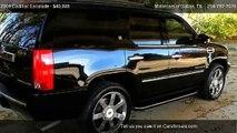 Cadillac Escalade 1 OWNER @ Motorcars of Dallas