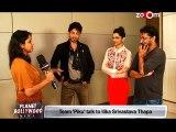 Deepika Padukone, Irrfan Khan and Shoojit Sircar talk about their Film 'Piku' - Bollywood News