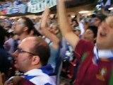 "Greek fans ""celebrating"" Jimmyjump - Final Euro 2004"