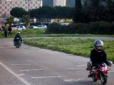 pocket bike sur circuit
