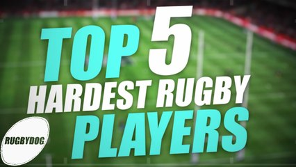 TOP 5 HARDEST PLAYERS