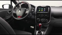 The limited-edition Renault Clio R.S. 220 EDC Trophy Interior Design