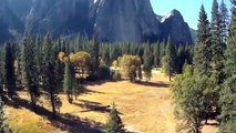 Yosemite National Park - A Drones Eye View - Aerial Drone Robotics Video Channel