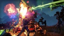 """The Elder Scrolls Online : Tamriel Unlimited - Bande-annonce """"The Elder Scrolls avec vos amis"""""""