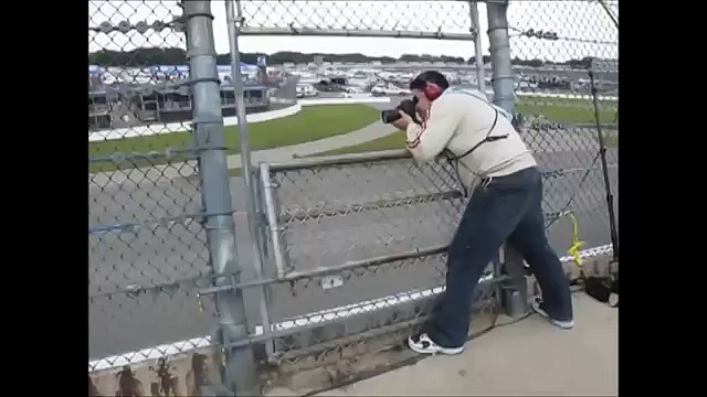 This is Nascar!