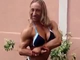 Female muscles bodybuilding Muscle girls females diet