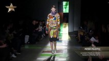 PETER PILOTTO | London Fashion Week Autumn Winter 2015 | From the Runway | Fashion One