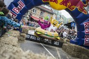 Soapbox Carnage in the Netherlands | Red Bull Soapbox Race 2015