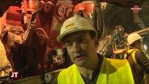 Haute-Savoie : Avancement des travaux du tunnel Lyon-Turin