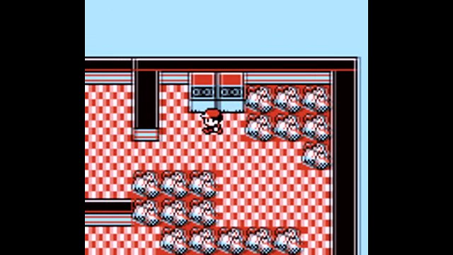 Pokemon Blue Walkthrough - 42 - Cinnabar Mansion