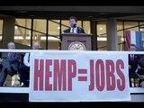 Rand Paul speaks for legal hemp, medical marijuana, and drug sentencing reform