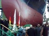"Launching ""PENELOPE"" in GDAŃSK Shipyard"