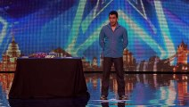 Does comedian Peter have the last laugh- - Audition Week 2 - Britain's Got Talent 2015