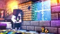 Minecraft Анимация   БОЛЬШОЙ ПАУК Мульт,Анимация