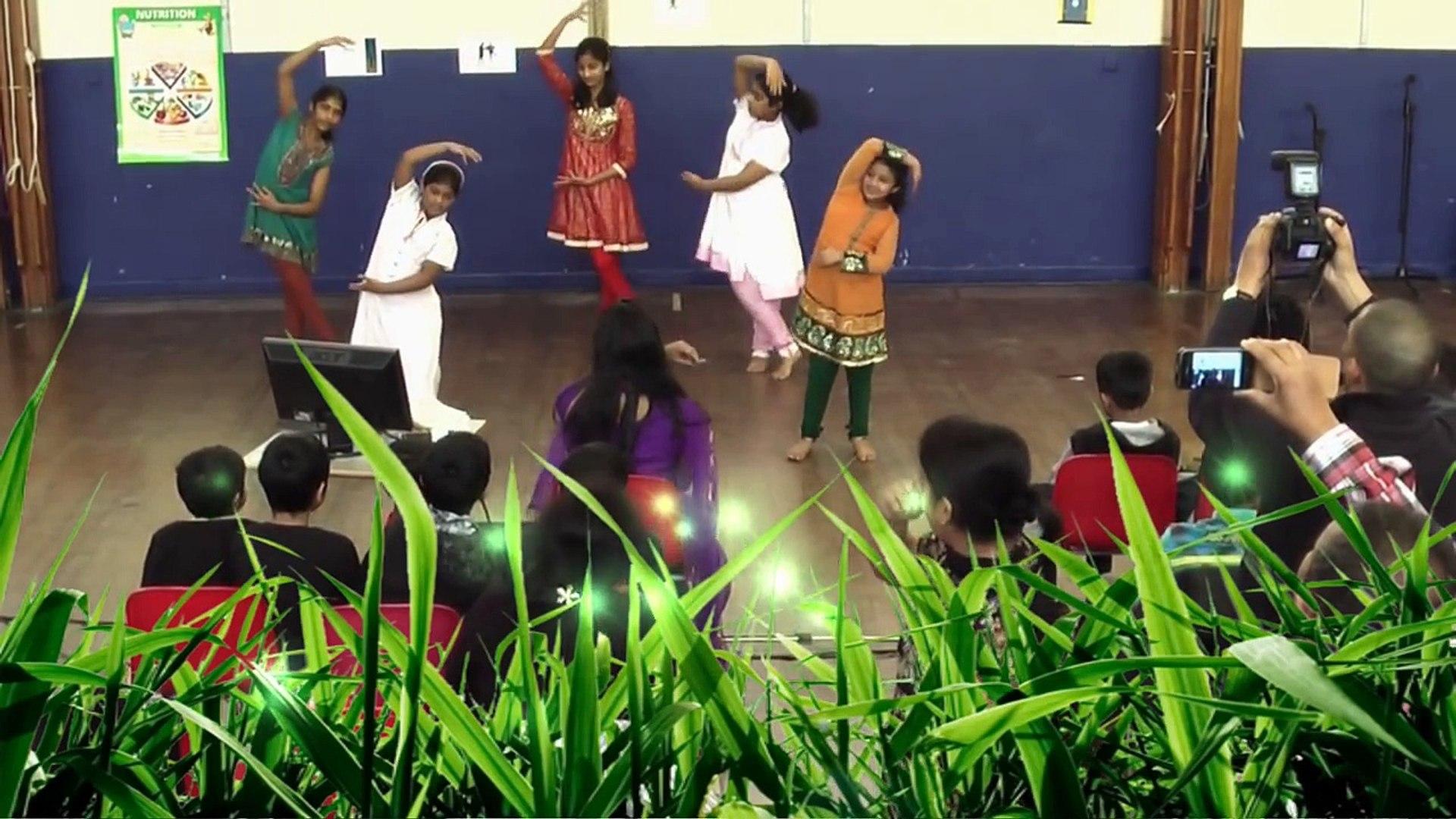 London Pentecostal Church Sunday school children's action song  2012