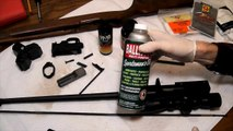Ruger 10/22 Cleaning