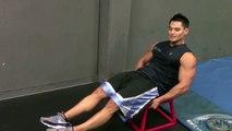 IFBB Men's Physique Pro Jeremy Buendia Ab Training & Posing Tips
