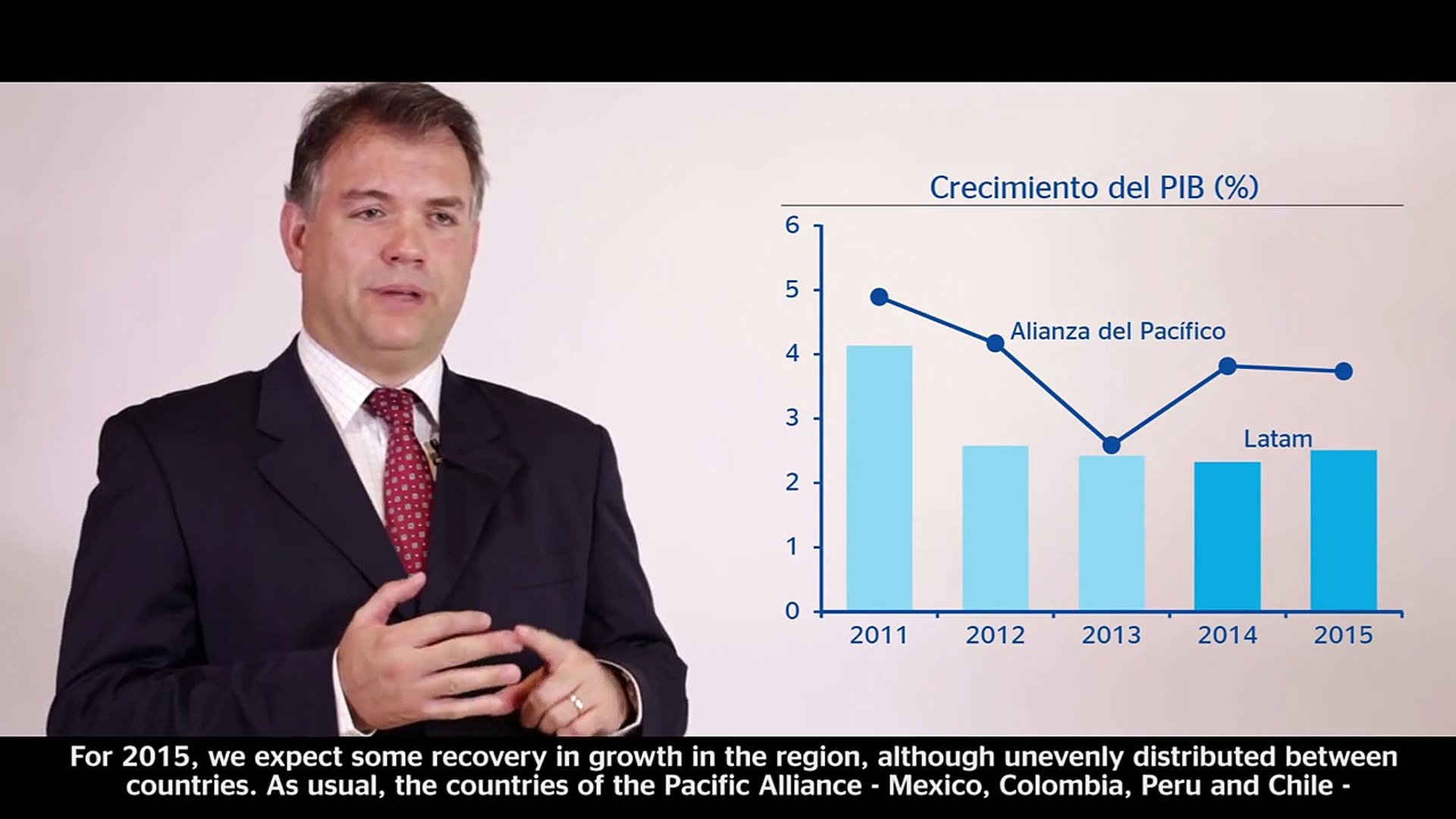 Perspectivas Económicas para América Latina, segundo trimestre 2014