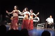 Anisa, Daana y Camila junto a Horus Arab Music ~ Heya di Yasmina ~ MUESTRA ANUAL 2013