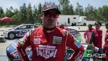 Nicolás Fuchs: así se alista para correr el Rally de Portugal