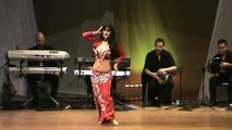 PRINCESA MAIADA y HORUS ARAB MUSIC en ANGELS FANTASY 2011 (2)
