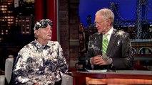 Bill Murray et David Letterman, une longue histoire d'amour