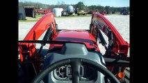 All new 4600 series Massey Ferguson Utility Tractor