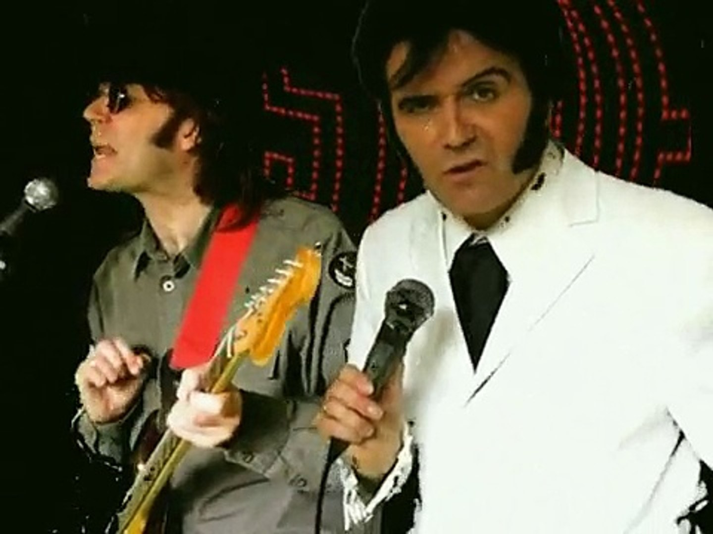 Elvis Presley and John Lennon LIVE!!