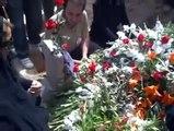 IRAN NEWS - NOTICIAS 14JUL09 MS FAHIMI IN SOHRAB ARABIS FUNERAL - BEHESHT ZAHRA