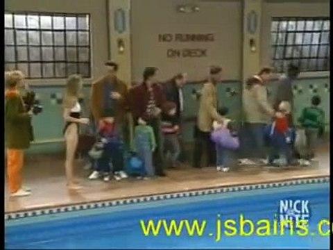 Jeri Ryan - Seven of Nine - In Swimsuits.flv