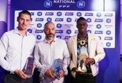 Trophées du National 2014-2015, les temps forts de la cérémonie