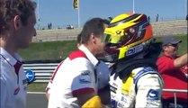 ADAC Formula Masters Oschersleben Roy Nissany race 1 - Part3