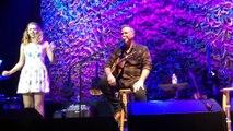 James Hetfield de Metallica et sa fille Cali reprennent une chanson d'Adele